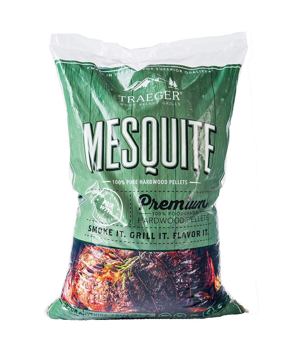 Traeger 20 lb. Mesquite Smoker Pellets