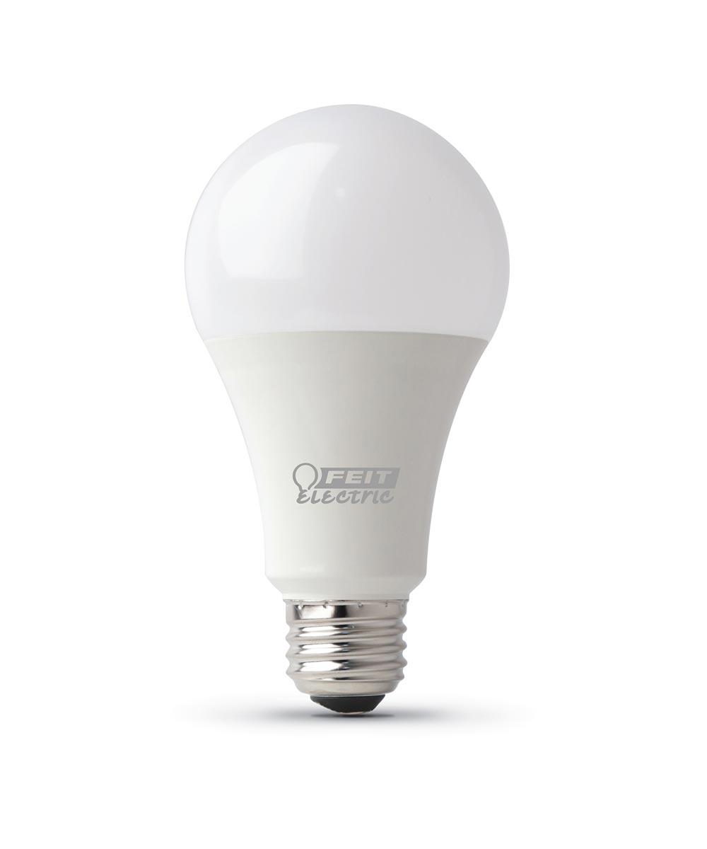 Feit Electric 17.5 Watt E26 A21 3000K Bright White LED Dimmable Light Bulb