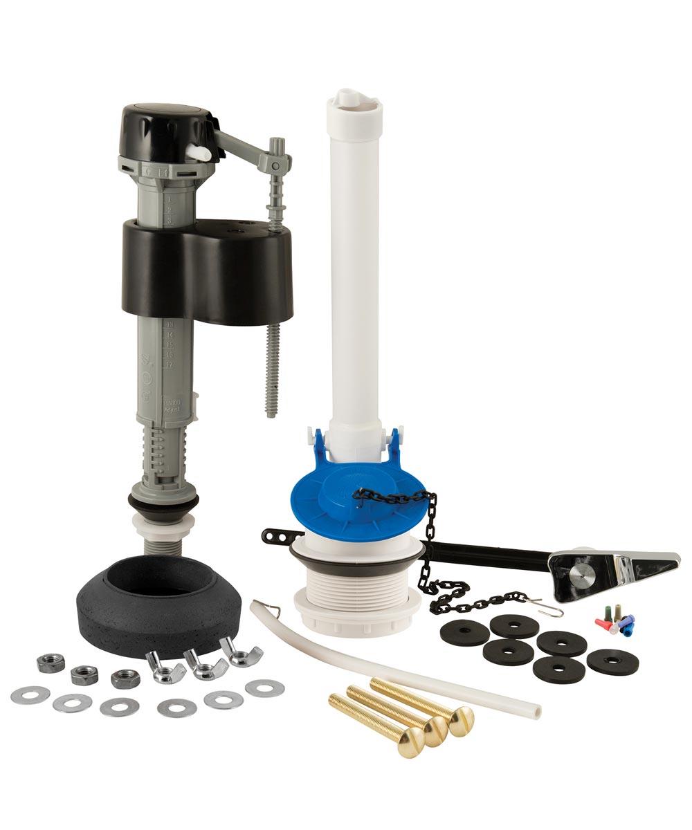 Plumb Craft Waxman Complete Universal Toilet Repair Kit City Mill