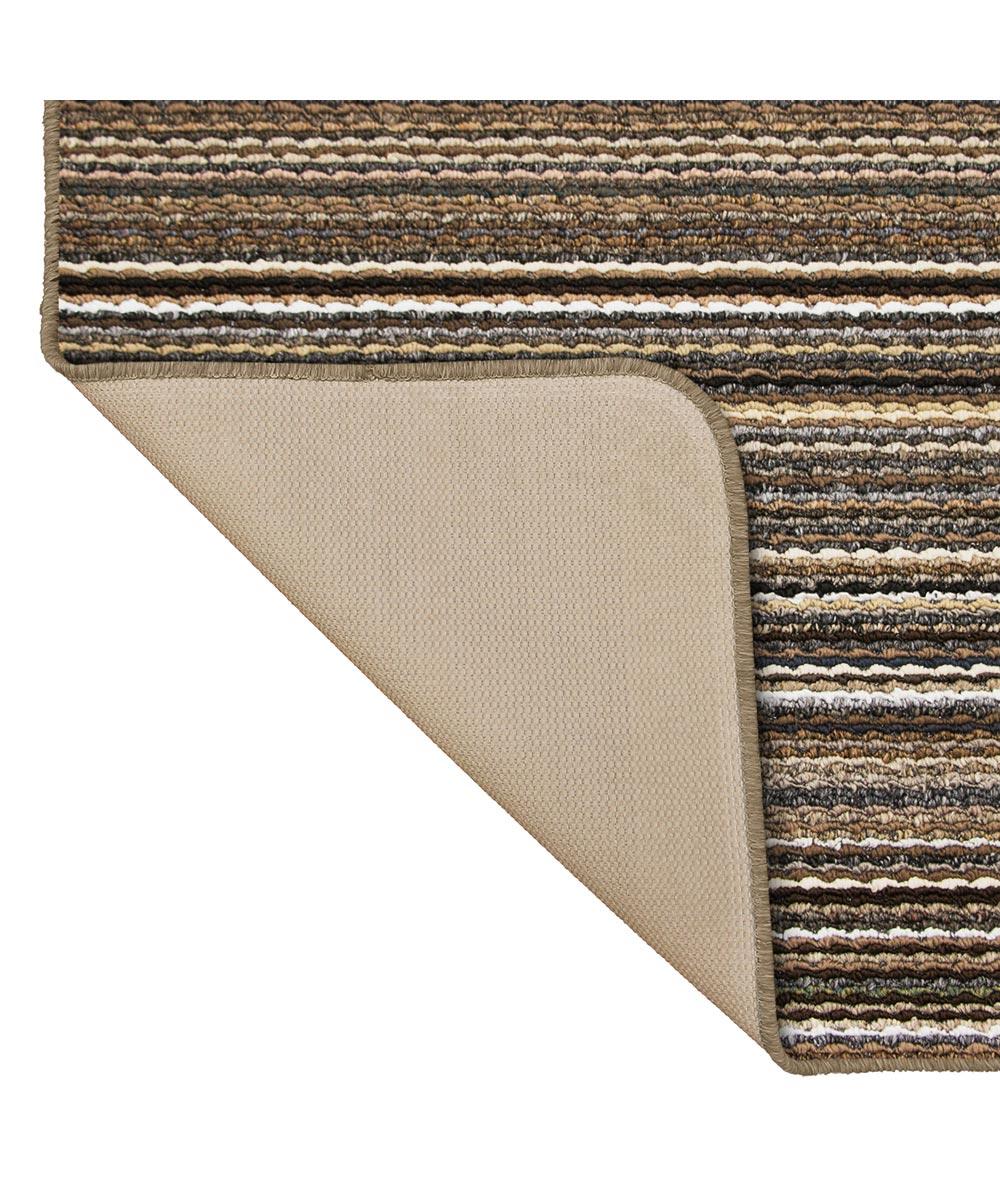 Multy 18 in. x 30 in. Tufted Montana Gel Foam Backed Floor Mat, Assorted Colors