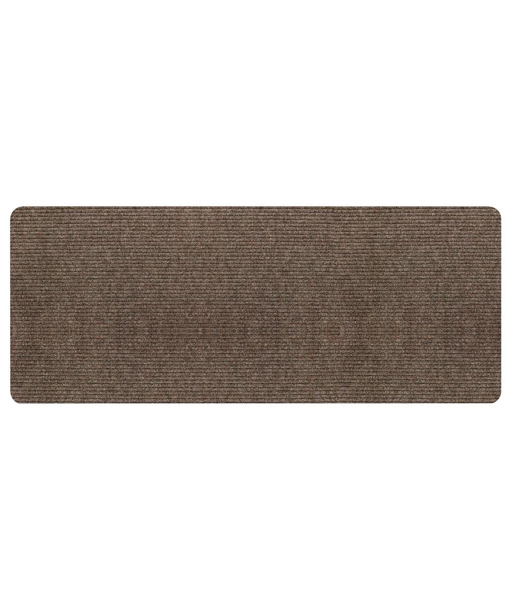 Multy 2 ft. x 5 ft. Tan Concord Scraper Floor Mat Runner