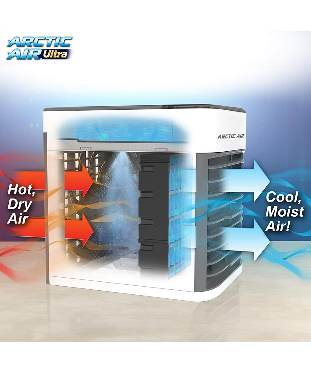 Arctic Air Ultra Portable Air Conditioner / Personal Space Cooler