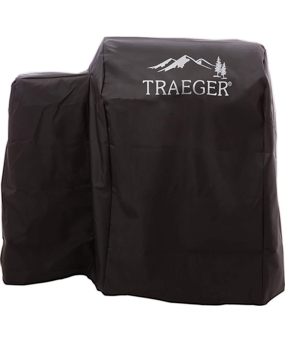 Traeger Full-Length Grill Cover for Traeger 20 Series Pellet Grills