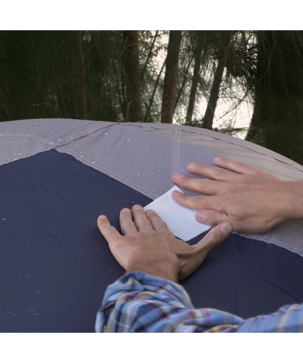 3 in. x 4 in. 2 Pack Waterproof Flex Tape MINI, Black