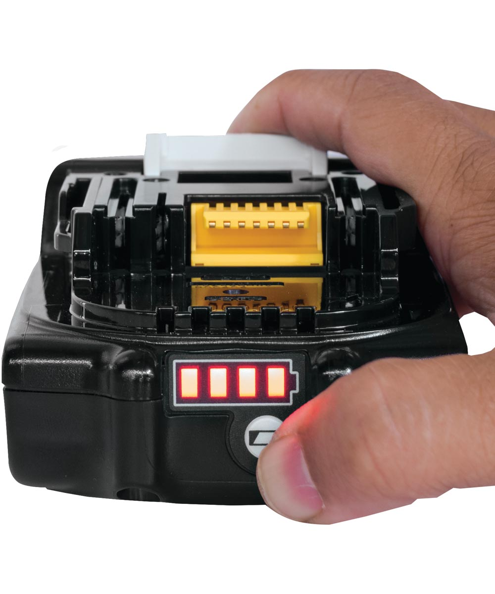 Makita 18V LXT Lithium-Ion Compact Cordless Vacuum Kit (2.0Ah)