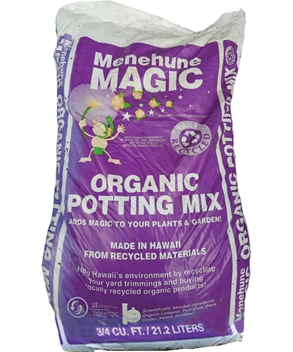 Potting Soil, 3/4 cu. ft.