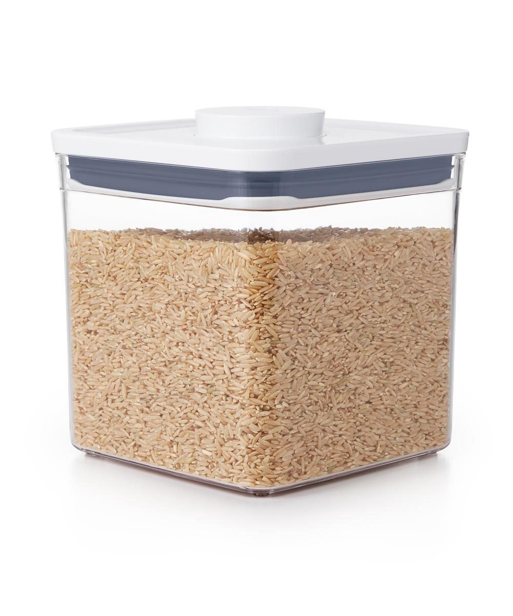 OXO Good Grips POP Container, Big Square Short 2.8 qt