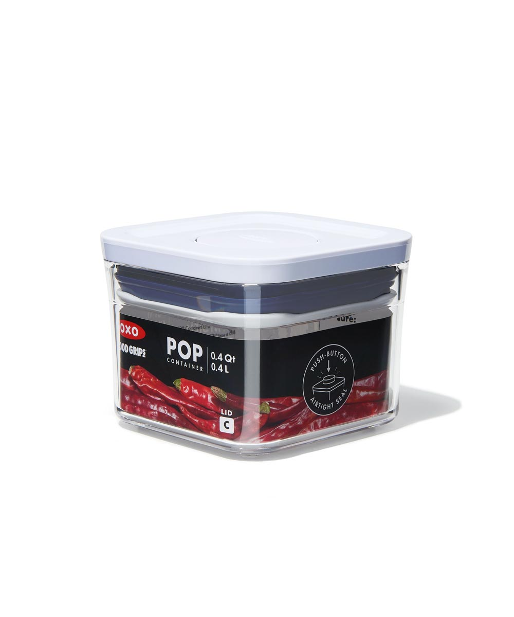 OXO Good Grips POP Container, Small Square Mini 0.4 qt