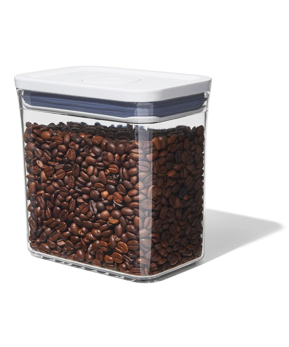 OXO Good Grips POP Container, Rectangle Short 1.7 qt