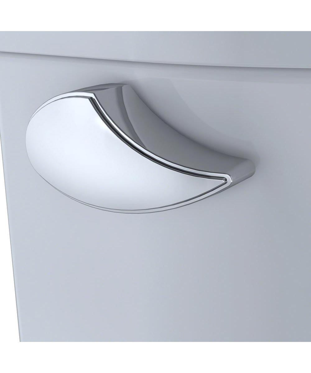 TOTO Entrada 1.28-GPF Single-Flush High-Efficiency Toilet Tank, Cotton White