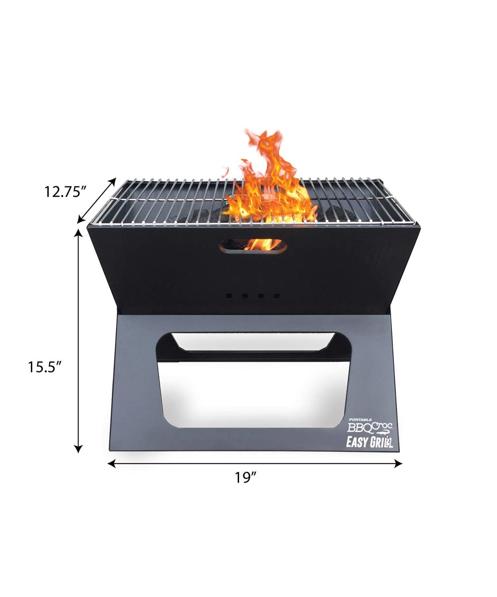 BBQ Croc Portable Easy Grill