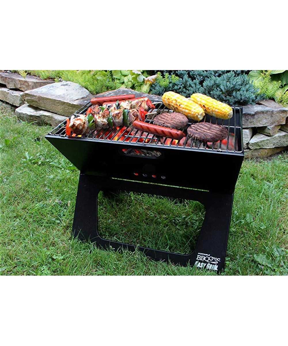 BBQ Croc Portable Easy Grill