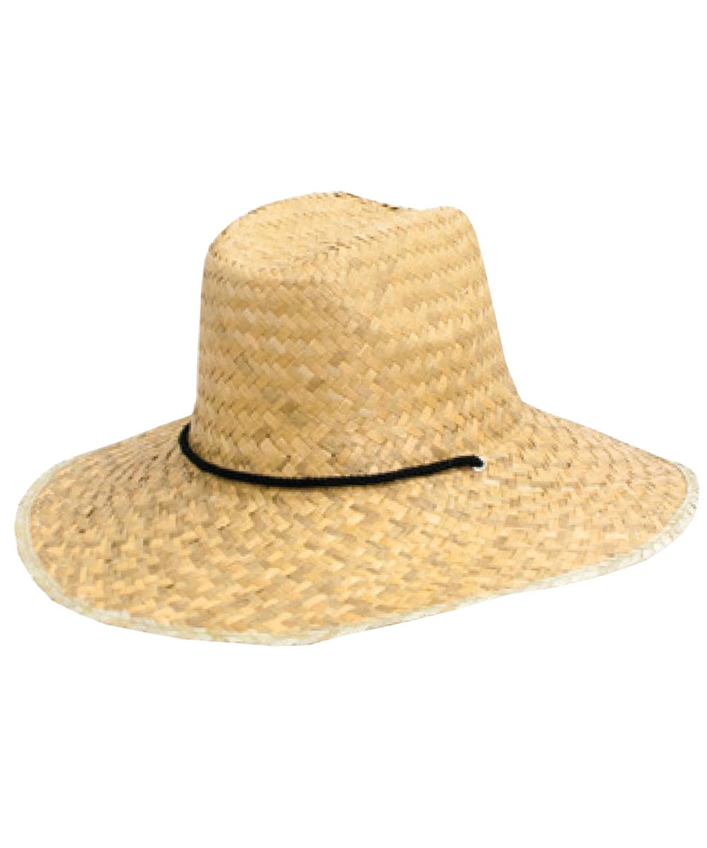 Goldcoast Sunwear Lifeguard Straw Hat