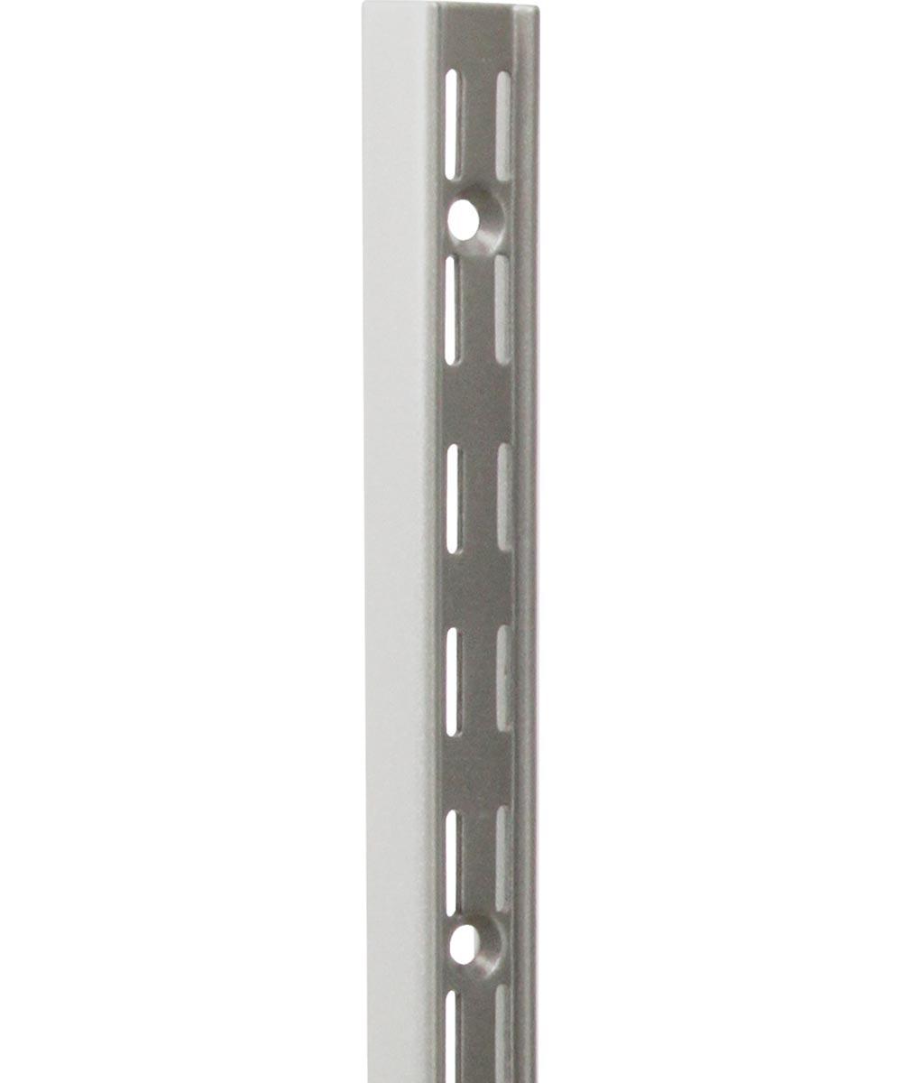 Heavy Duty Low Profile Shelf Standard, 48 in. (L) x 1-1/16 in. (W) x 11/16 in D