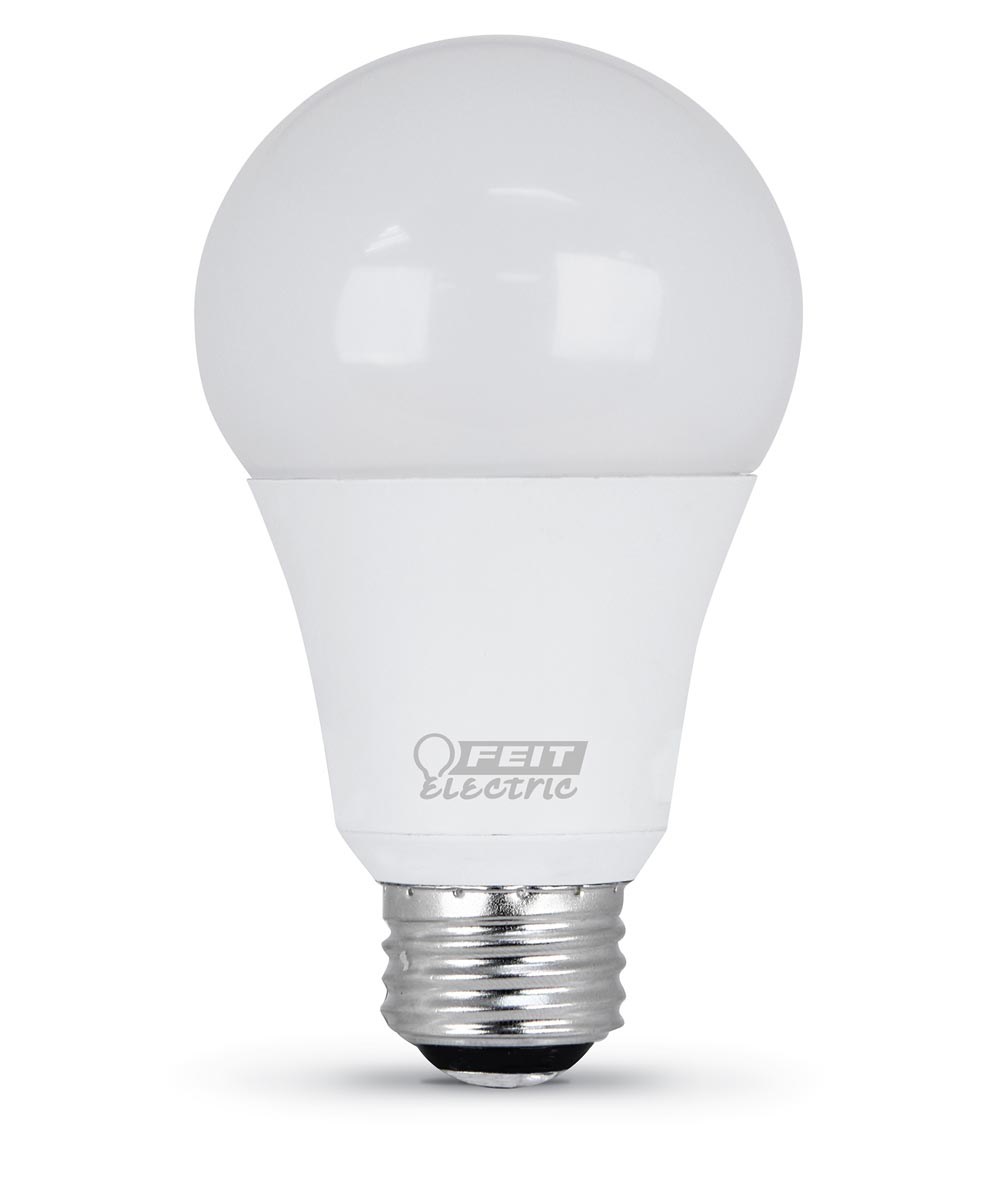 Feit Electric 7/15/23 Watt 3-Way E26 A19 2700K Soft White LED Non-Dimmable Light Bulb