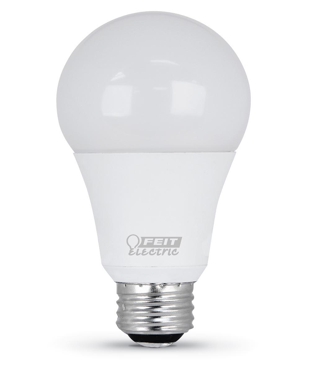 Feit Electric 7/15/23 Watt 3-Way E26 A19 5000K Daylight LED Non-Dimmable Light Bulb