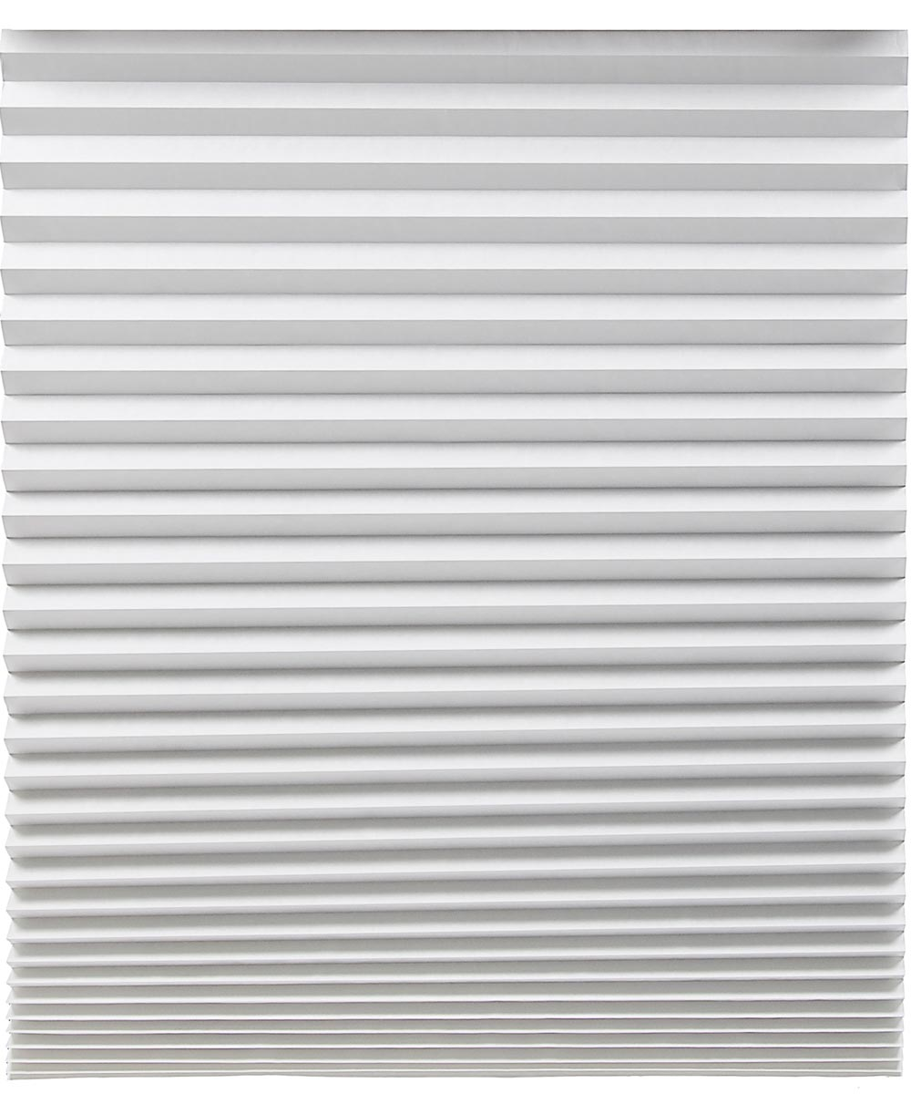 36 in. x 72 in. Redi Shade Filtering Fabric Pleated Window Shade