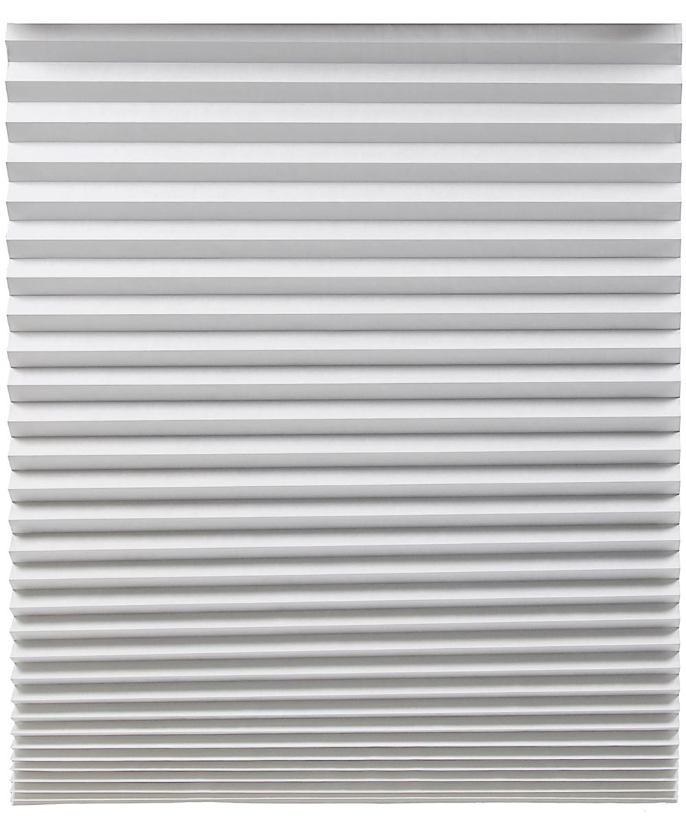 48 in. x 72 in. Redi Shade Filtering Fabric Pleated Window Shade