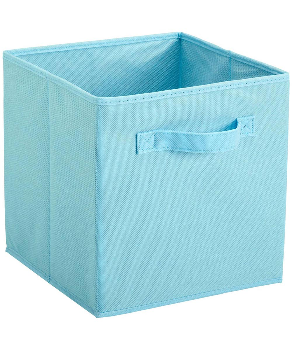 Cubeicals Fabric Drawer, Light Blue