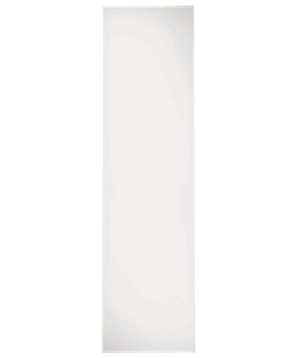 Renin Beveled Edge Frameless Dresser Mirror, 60 in. (L) x 16 in. (W), Rectangular