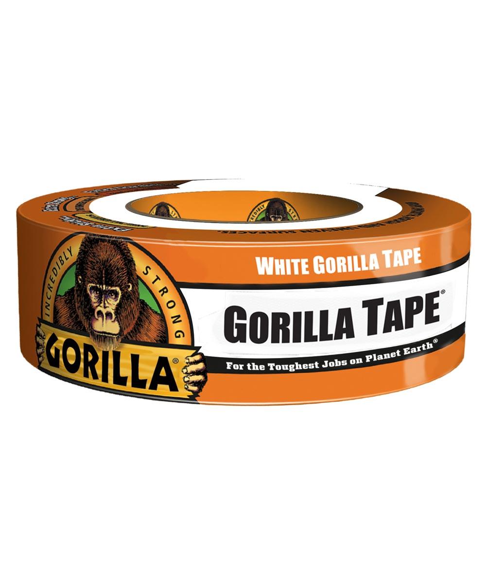 Gorilla White Tape, 1.88 in. x 30 yd.