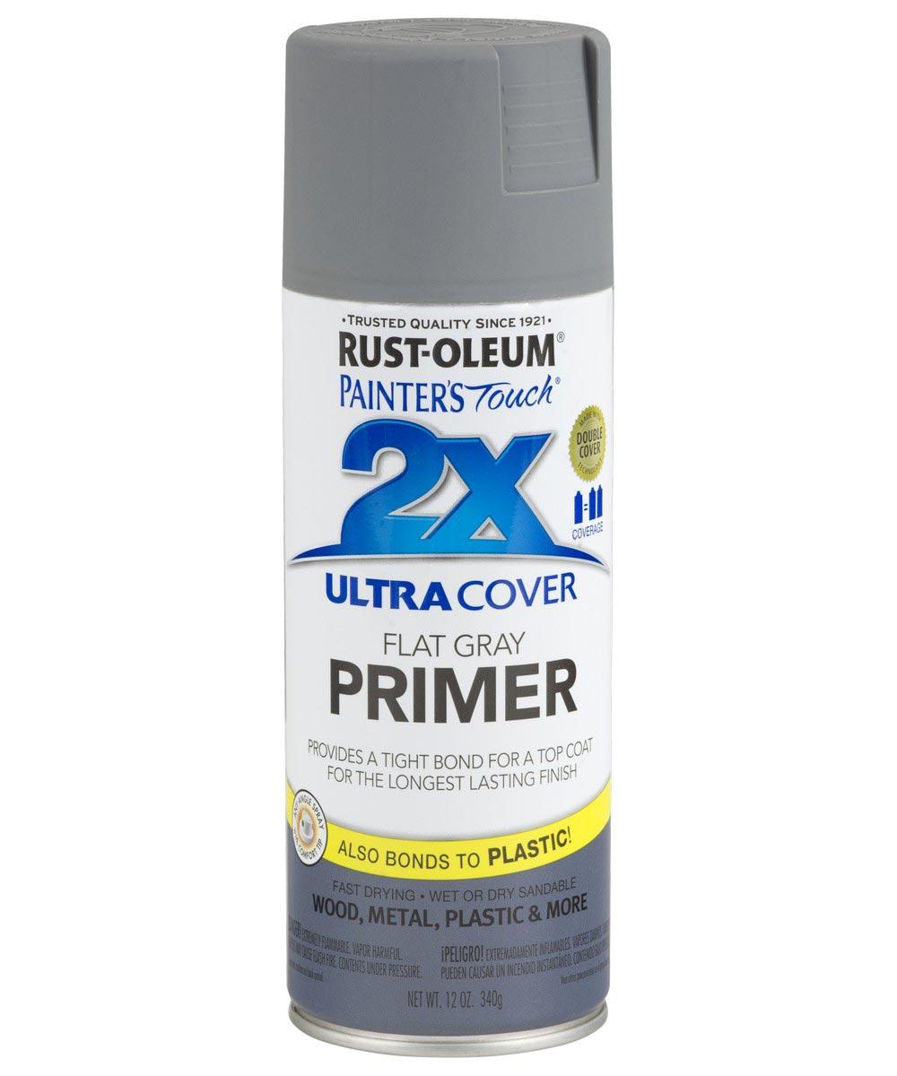 Painter's Touch Primer, 11 oz General Purpose Spray Paint, Gray Primer