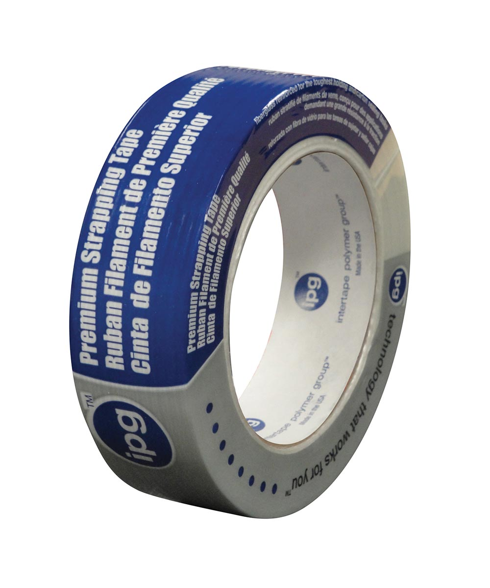 Premium Strapping Tape, 1 in.X60 yd.