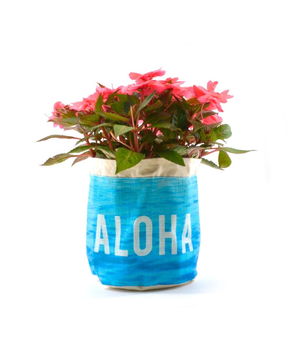 Plant Pouch, Aloha Design