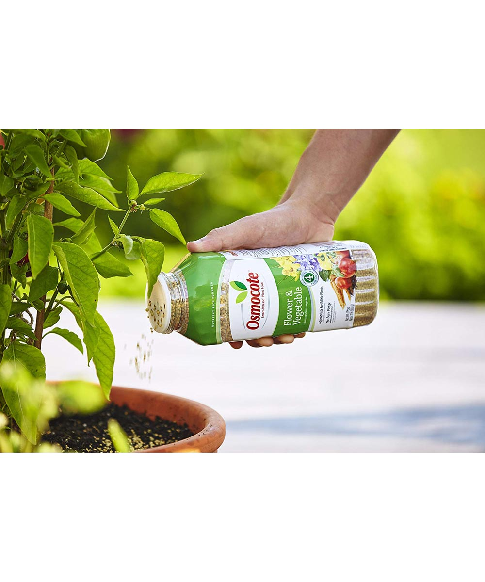 Osmocote Smart-Release Plant Food Flower & Vegetable, 2 lbs.