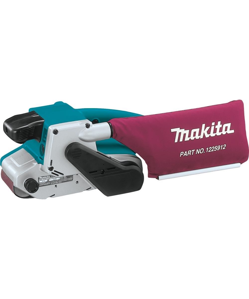 Makita Corded 3 in. x 21 in. 8.8 Amp Belt Sander