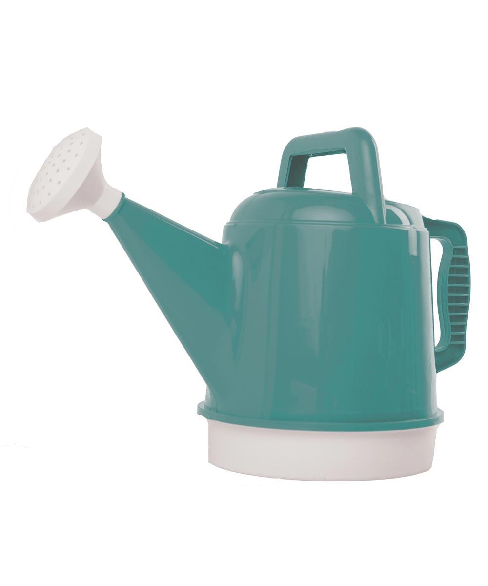 Bloem 2.5 Gallon Deluxe Watering Can, Bermuda Teal