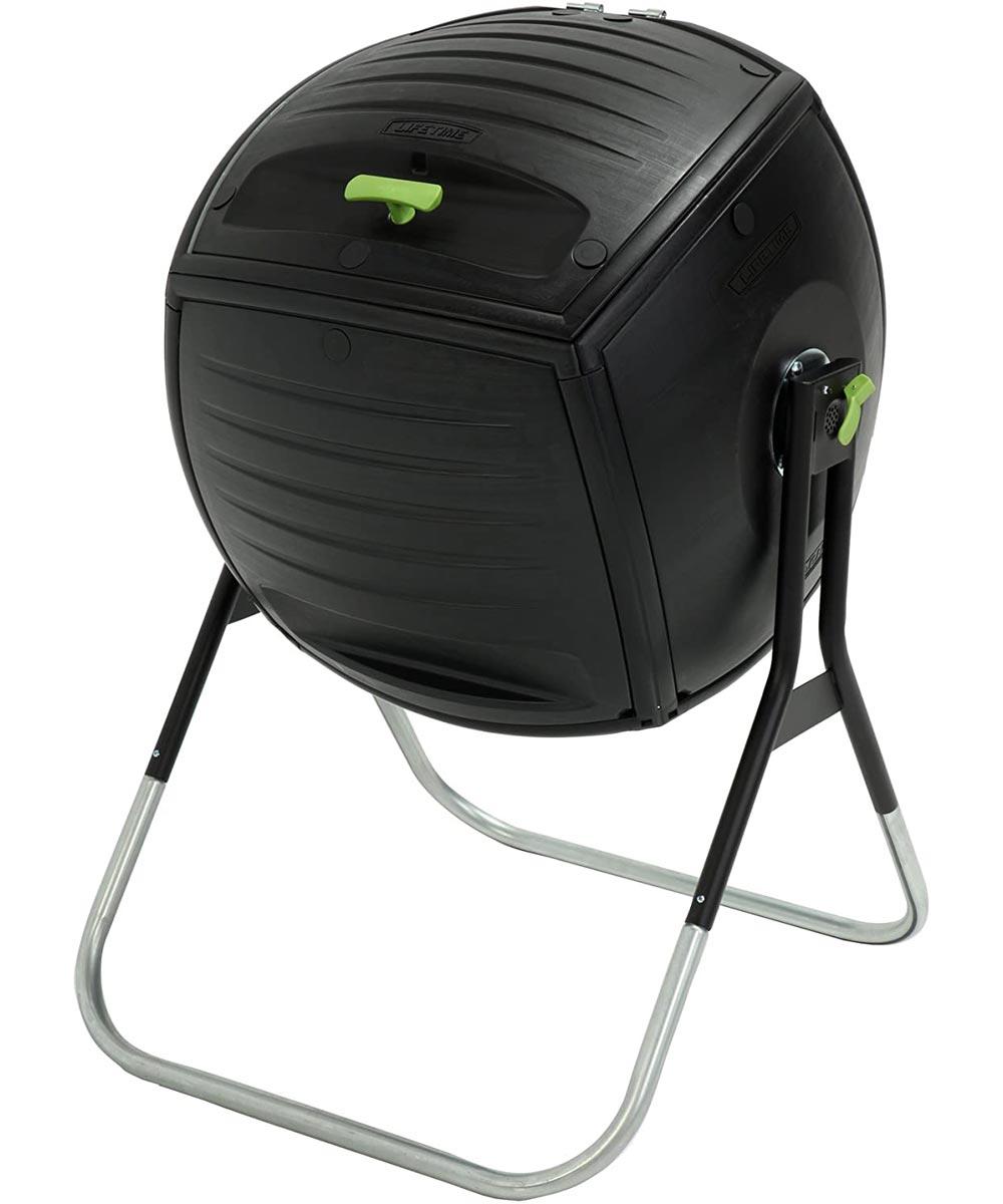 Lifetime 50 Gallon Rotating Compost Tumbler