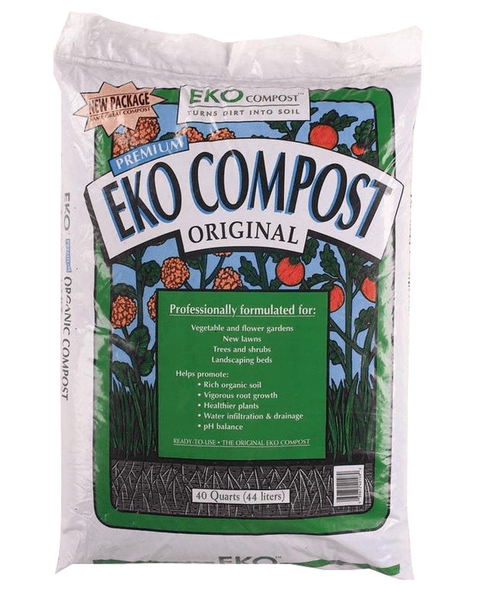 EKO 1.5 cu. ft. Premium Original Compost