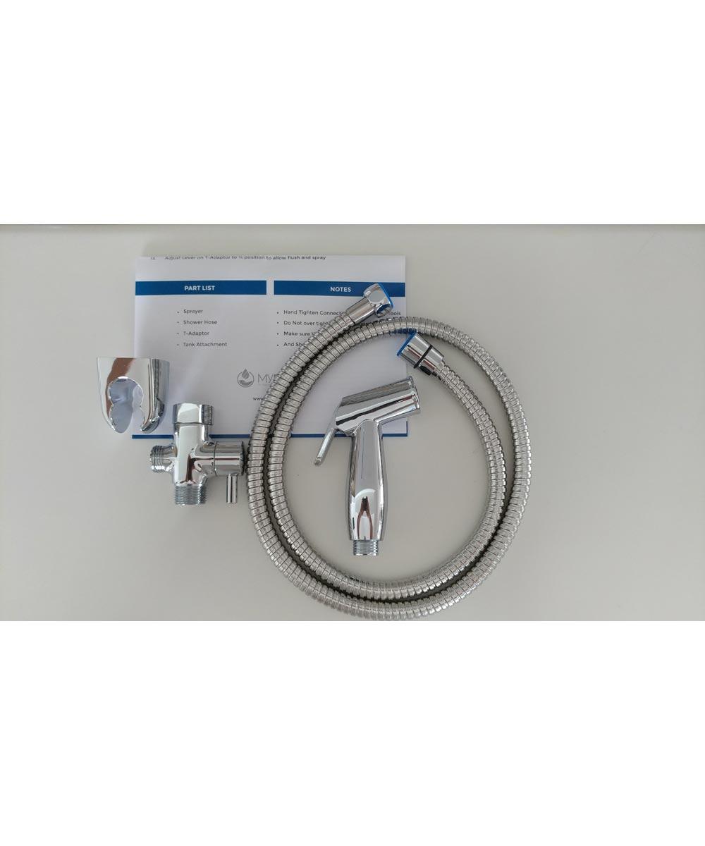 MyBidet Click Spray Bidet System 2
