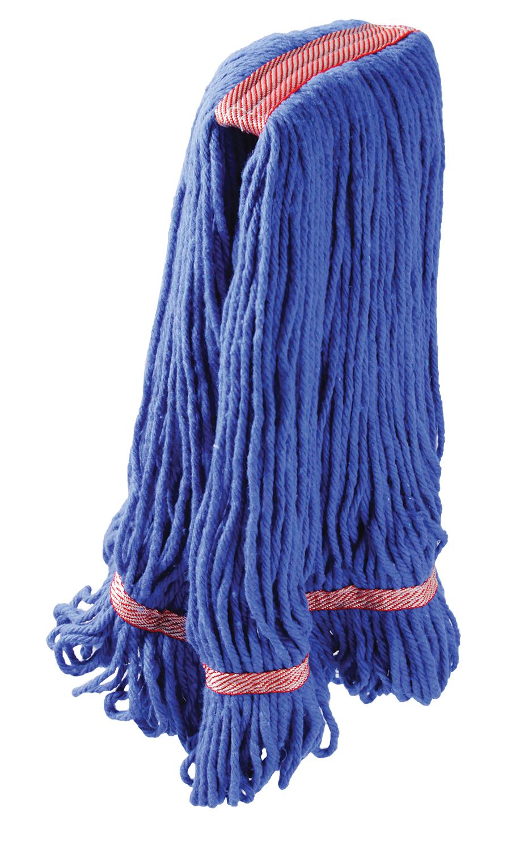 Libman Large Commercial Premium Blue Blend Wet Mop Refill