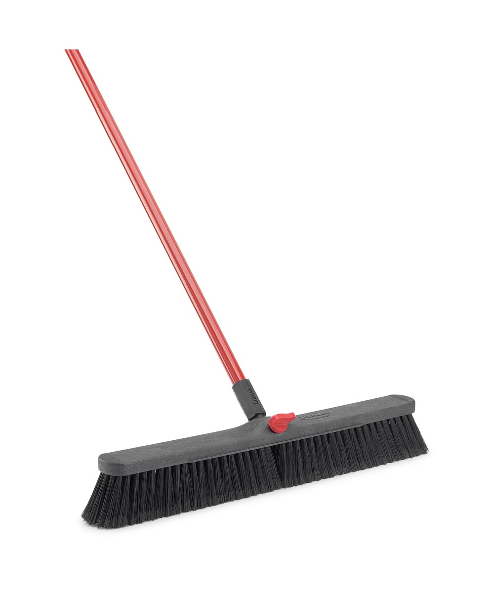 Libman 24 in. Smooth Surface Push Broom