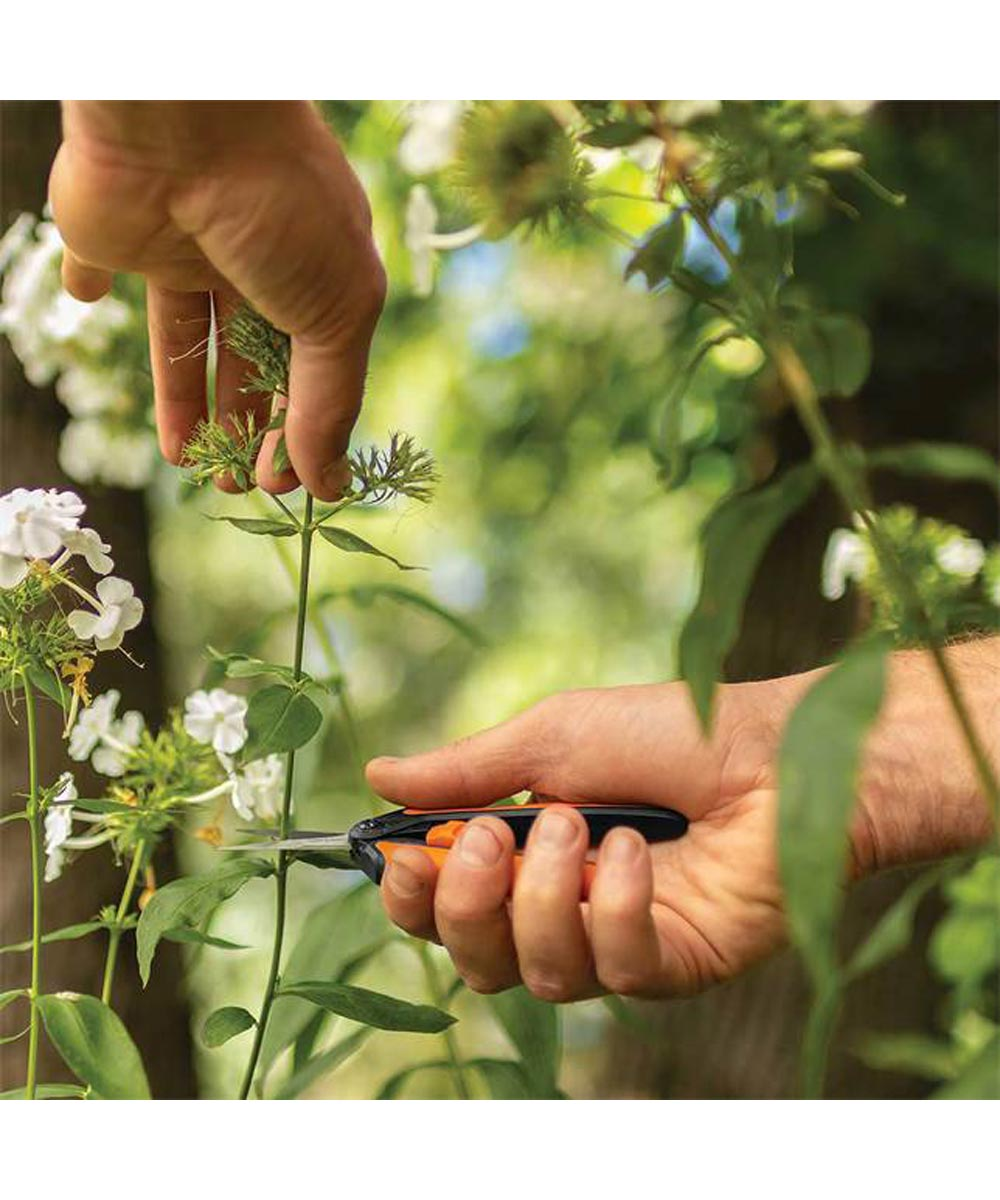 Fiskars Softgrip Micro-Tip Pruning Snips
