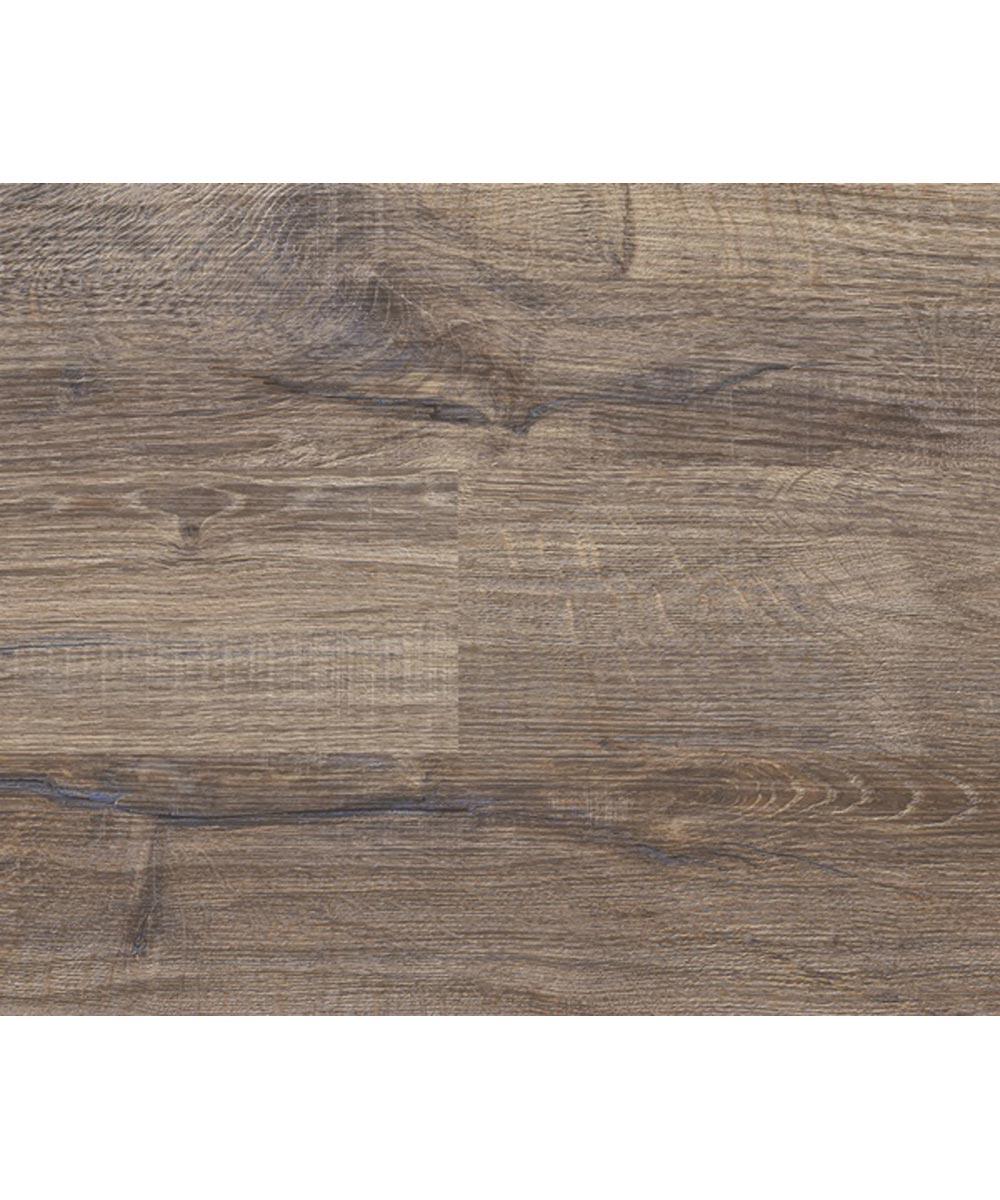 Bauer Mokka Waterproof Luxury Vinyl Plank Flooring, 4 mm x 48.6 in. x 7 in. (30.7 sq. ft./case)