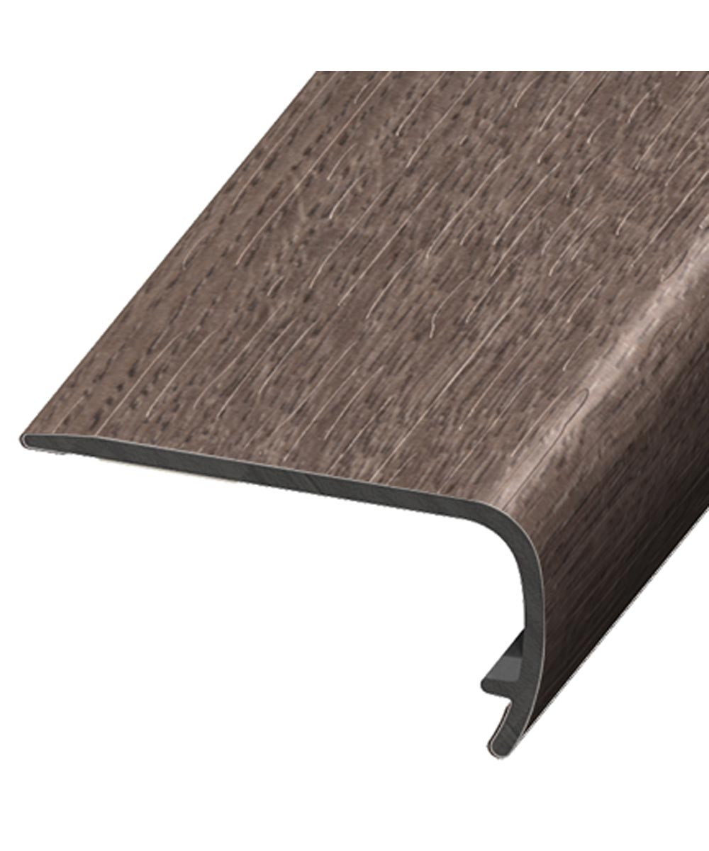 1 in. x 2 in. x 94 in. Stair Nose Moulding, River House