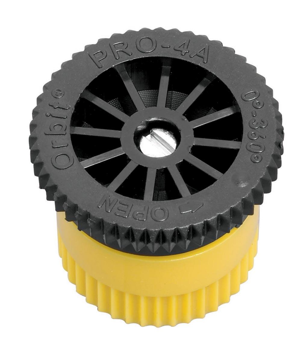 4 ft. Adjustable Pattern Plastic Sprinkler Nozzle