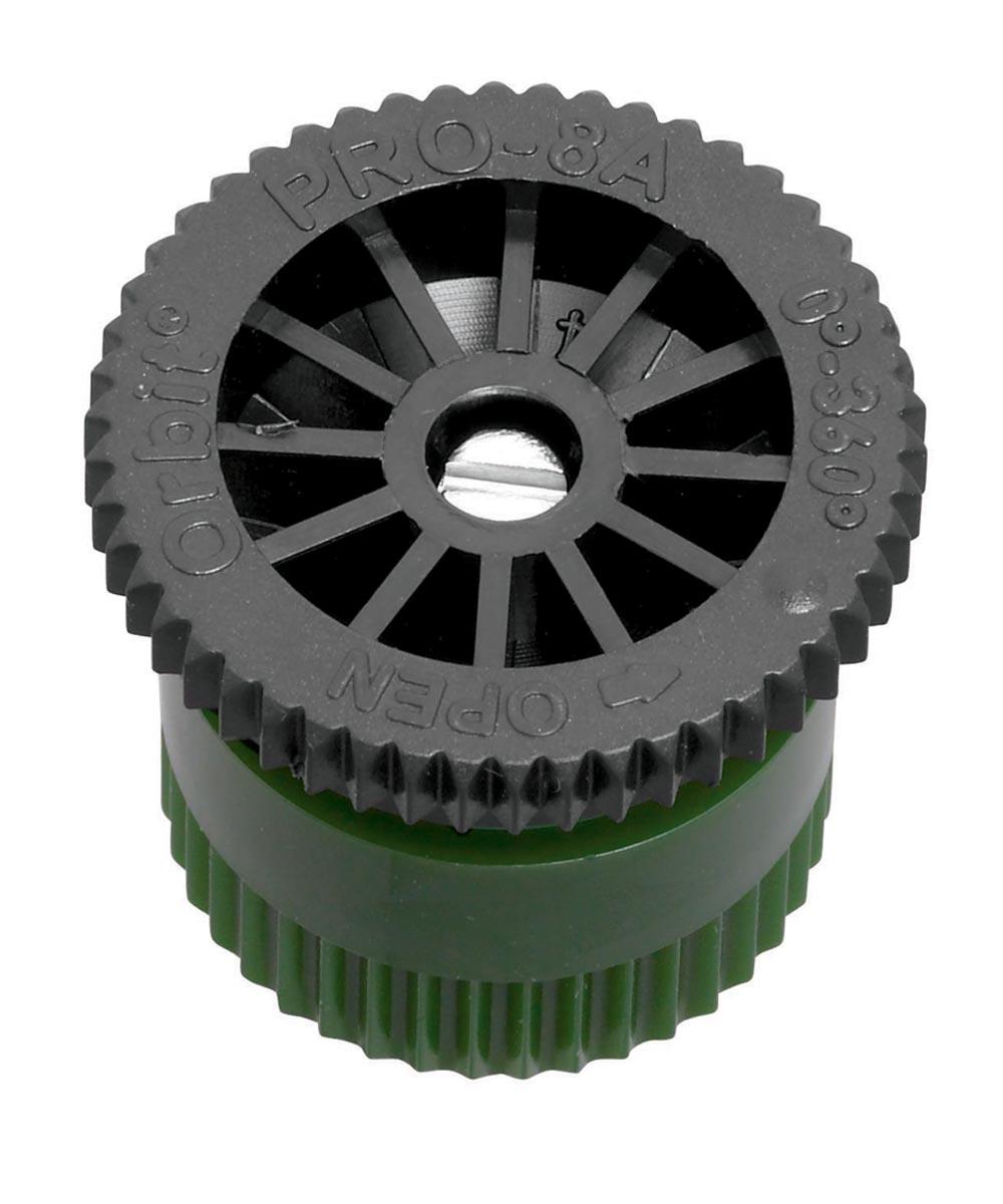 8 ft. Adjustable Pattern Plastic Sprinkler Nozzle
