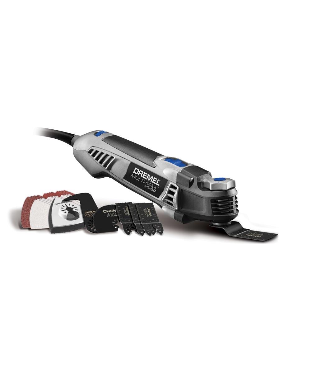 Dremel Multi-Max  5 amp Oscillating Multi Tool Kit with 30 Accessories