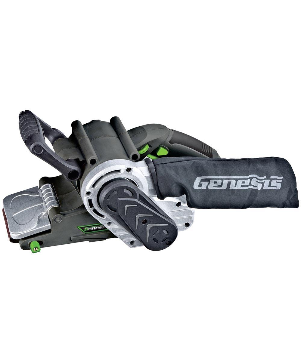 Genesis 3 in. x 21 in. Variable Speed Belt Sander