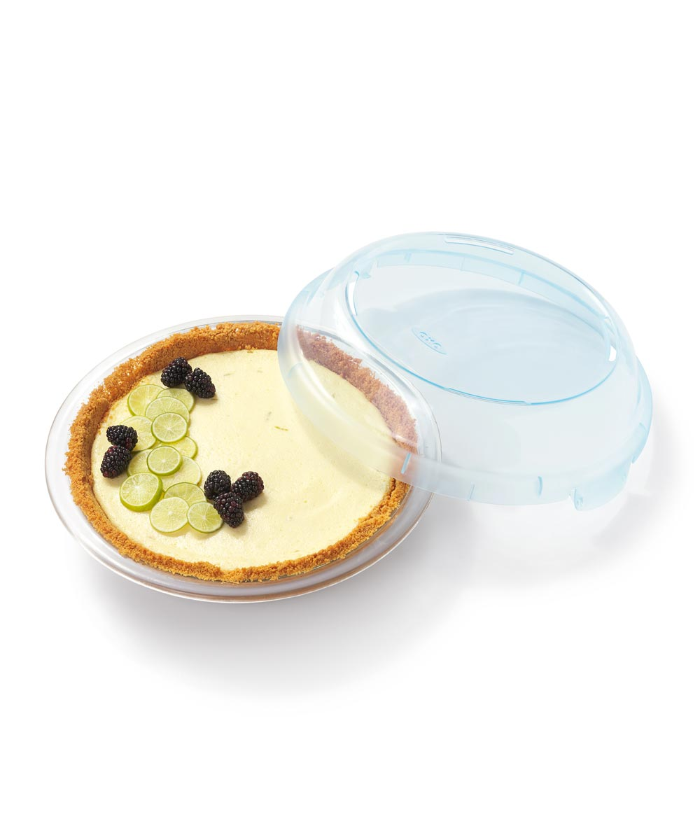 OXO Good Grips Glass Pie Plate with Lid