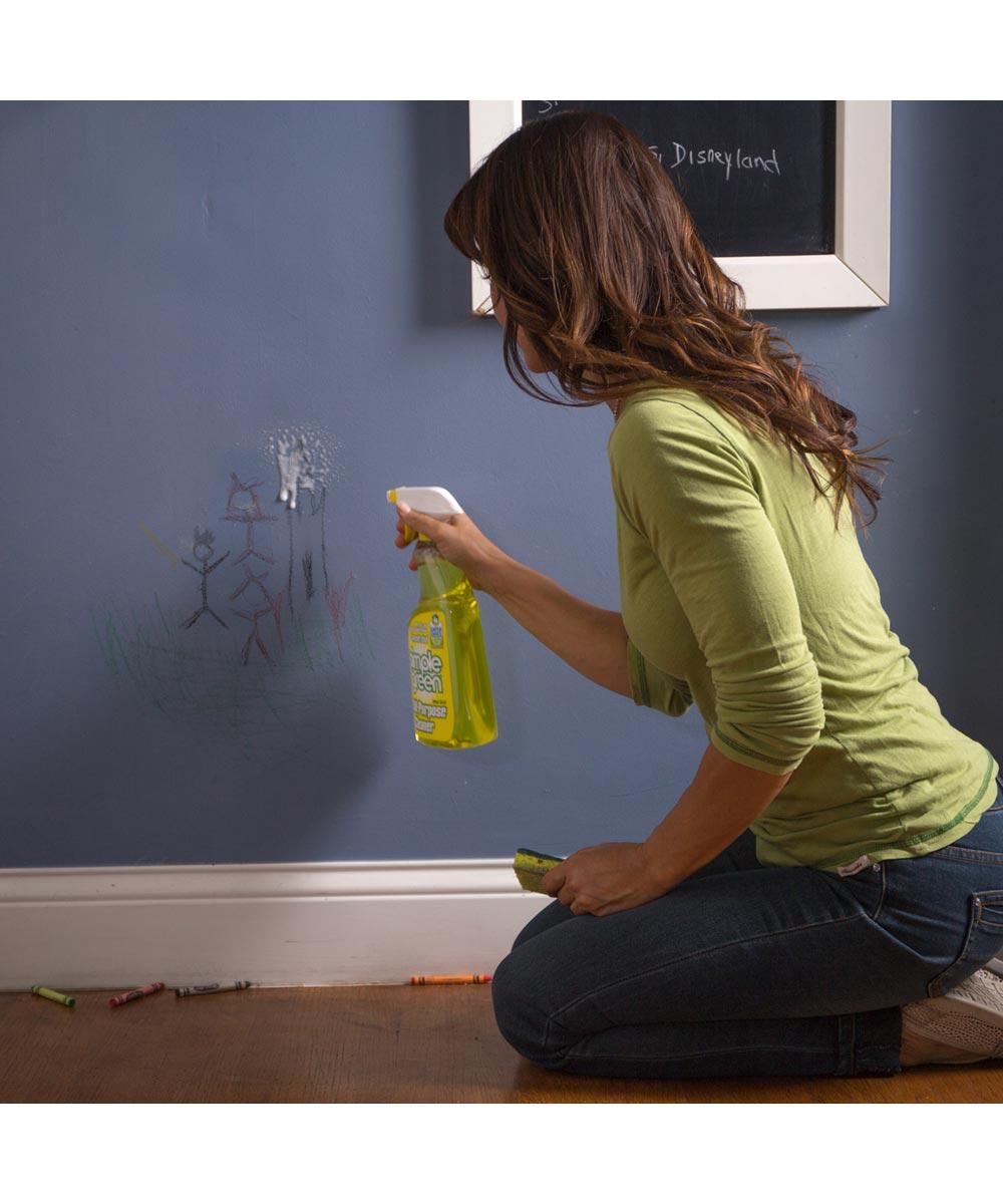 Simple Green All-Purpose Cleaner, Lemon Scent, 32 oz. Spray