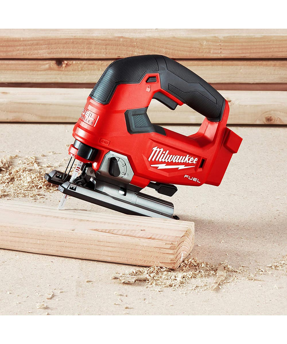 Milwaukee M18 FUEL Brushless Cordless D-Handle Jig Saw, Tool Only (No Battery or Charger)