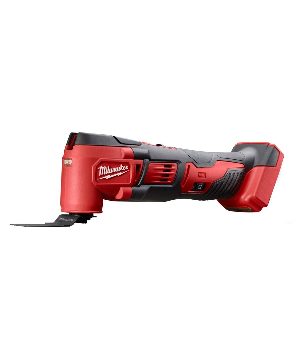 Milwaukee M18 Cordless Oscillating Multi-Tool, Tool Only (No Battery or Charger)