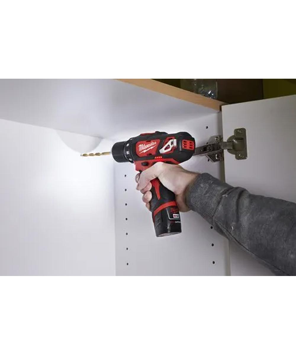 Milwaukee M12 3/8 in. Drill / Driver, Tool Only (No Battery or Charger)