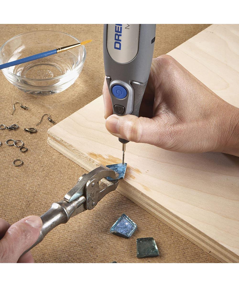 Dremel 664DR Rotary Diamond Drill FlipBit for Glass, Tile, Stone, Ceramics