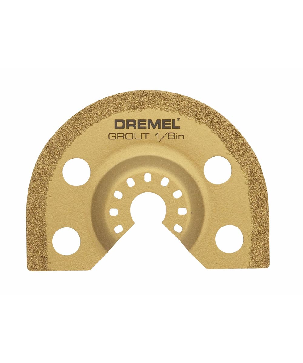 Dremel MM500 Multi-Max Quick-Fit Oscillating 1/8 in. Grout Removal Blade